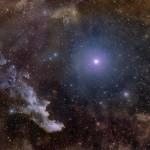 Estrela Rigel – Constelação de Órion