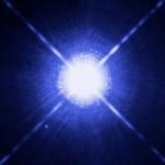 Sirius A e Sirius B - Foto Hubble