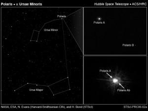 Polaris - Estrela Polar - NASA