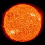 Sol - Foto Ultravioleta - Cores Falsas - NASA