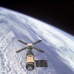Estação Espacial Skylab - 1974