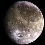 Ganimedes – Satélite de Júpiter
