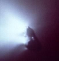 Núcleo do cometa Halley