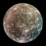 Calisto – Satélite de Júpiter