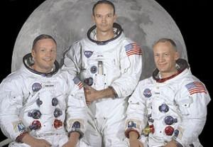 Astronautas da Apollo 11