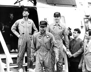 Astronautas da Apollo 13