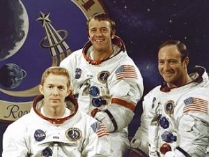 Astronautas da Apollo 14
