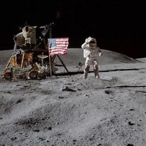 Apollo 16 - John Young