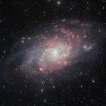 Galáxia do Triângulo – M33