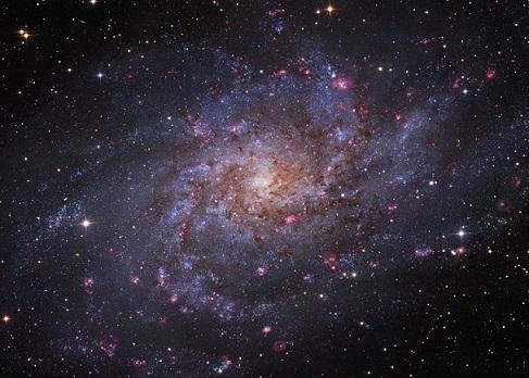 Galáxia do Triângulo - M33