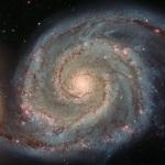 Galáxia do Redemoinho – M51