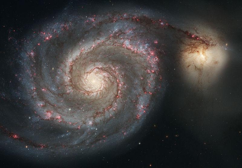 M51 e NGC 5194