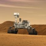 Curiosity no Planeta Marte – Missão da NASA
