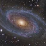 Galáxia de Bode – M81
