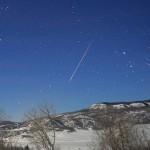 Quadrantidas – Chuva de Meteoros