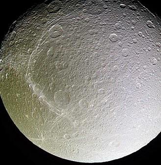 Superfície de Dione
