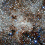 Sagittarius A* – Buraco Negro na Via Láctea