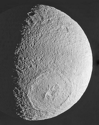 Tétis e a grande cratera Odysseus