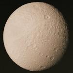Tétis – Satélite de Saturno