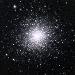M2 - Messier 2 (crédito: Ole Nielsen)