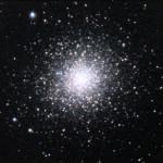 M2 – Aglomerado Globular – Constelação de Aquário
