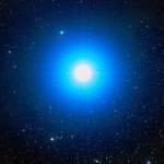 Estrela Bellatrix – Constelação de Órion