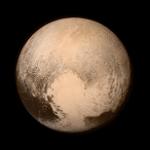 New Horizons chegou a Plutão