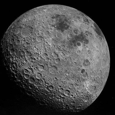 Face oculta da Lua