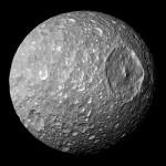 Mimas – Satélite de Saturno