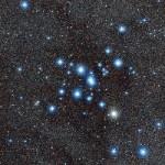 Aglomerado de Ptolomeu - M7. Crédito: ESO.