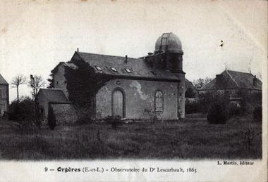Observatório astronómico de Edmond Lescarbault