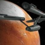 Planeta Vulcano - ilustração