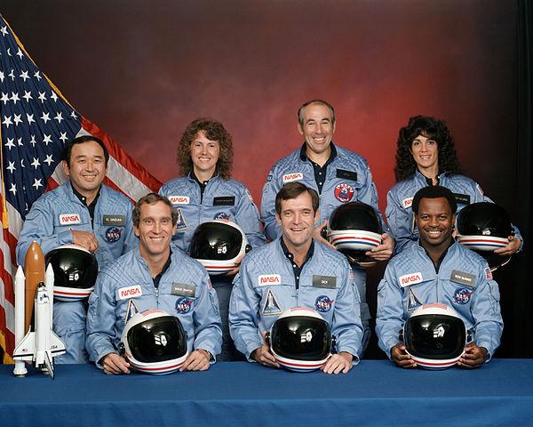 Tripulação do Challenger