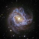 Galáxia Cata-Vento do Sul – M83