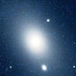 IC 1101 - Maior galáxia conhecida