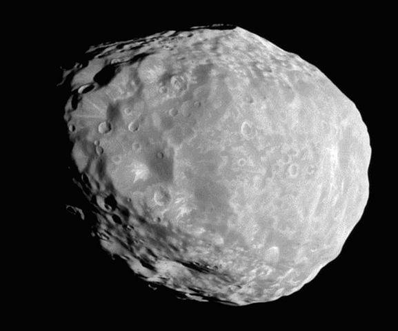 Janus - Foto da Cassini