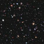 Universo - Galáxias longínquas