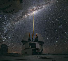 Via Láctea - Crédito: ESO/Y. Beletsky
