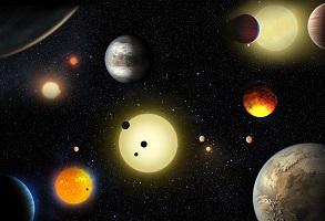 NASA descobre novos planetas