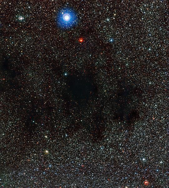 Nebulosa Saco de Carvão