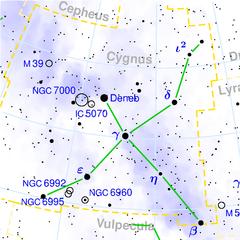 Constelaçao do Cisne - Crédito: Torsten Bronger
