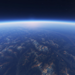 Terra redonda - Terra plana