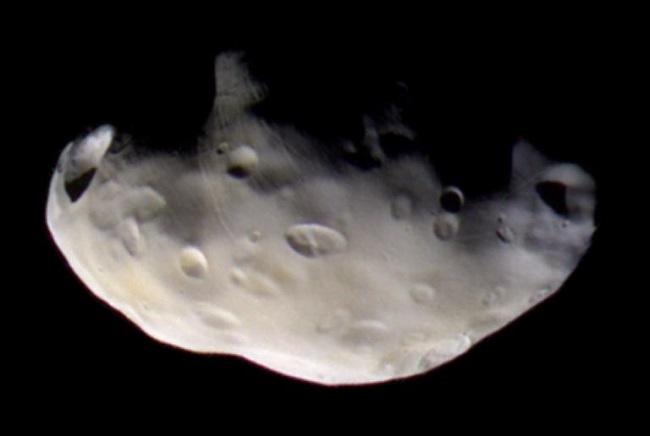 Pandora - Satélite de Saturno