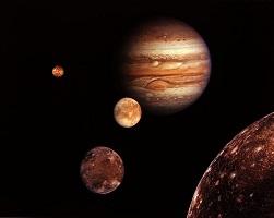 Satélites de Júpiter
