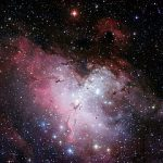 Nebulosa da Águia - Crédito: ESO